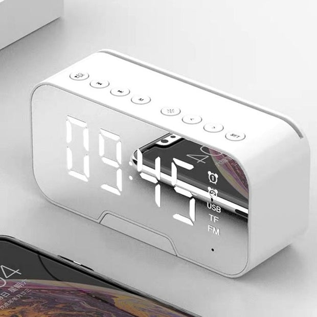 Wireless Desktop Clock & Speaker