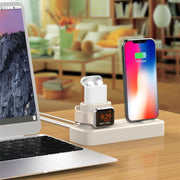 3-In-1 Wireless Standing Charger
