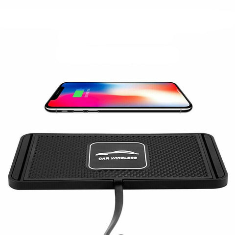 Non-Slip Silicone Mat Charger