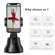 360 Smart Shooting Selfie Stand
