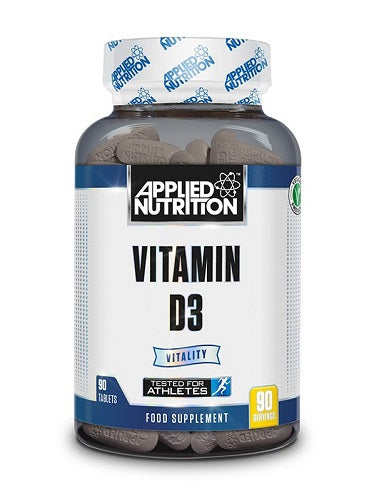 Vitamin D3 - 90 Softgels