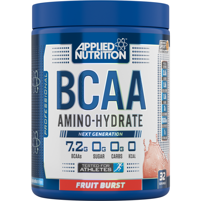 BCAA amino-hydrate 32 servings