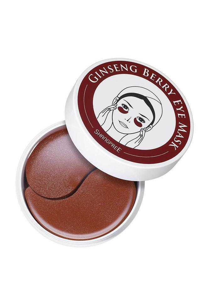 Parches Hidrogel Ojos Revitalizantes Shangpree Ginseng Berry Eye Mask (60EA) Shangpree mask