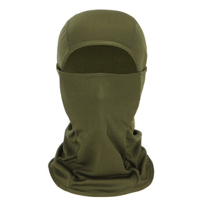 Tactical Balaclava - Olive Green