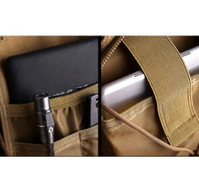 Load image into Gallery viewer, SPARTAN TACTICAL DXA tactical sling bag coyote