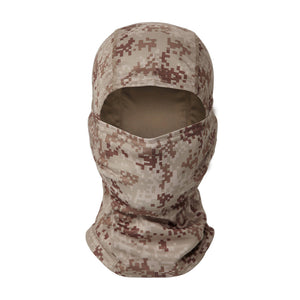 Tactical Balaclava - Desert Digital