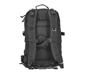HIPPEAS TACTICAL BACKPACK BLACK
