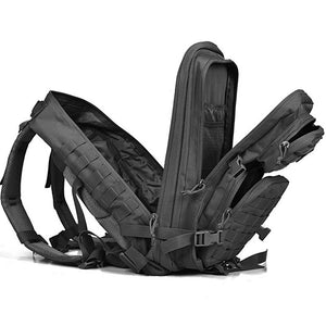 Hydration Pack (Hippeas Tactical Backpack + Hydration Bladder)