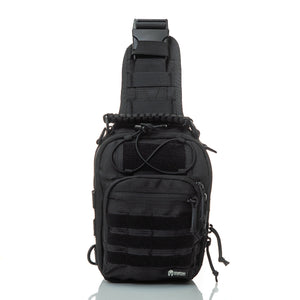 SPARTAN TACTICAL DXA SLING BAG BLACK