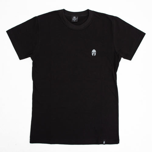 Spartan Tactical SML Logo T-Shirt (Black)