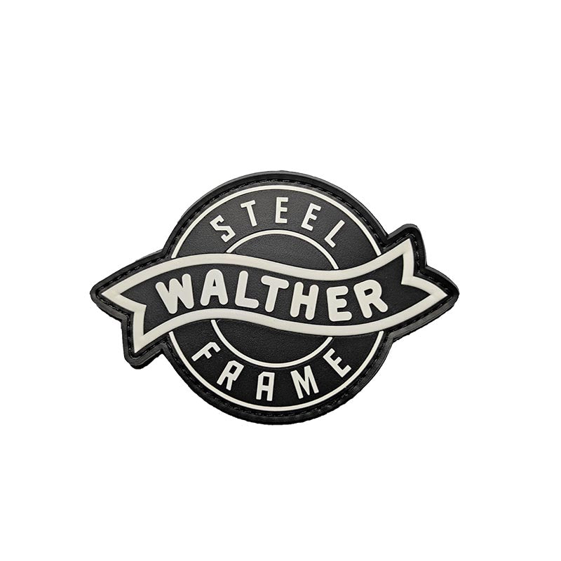 walther steel frame PVC patch