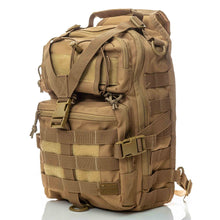 Load image into Gallery viewer, spartan tactical sc-1 sling bag-shoulder bag coyote sand brown