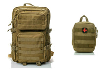 Load image into Gallery viewer, Spartan Tactical First Aid Pack Hippeas and medical pouch