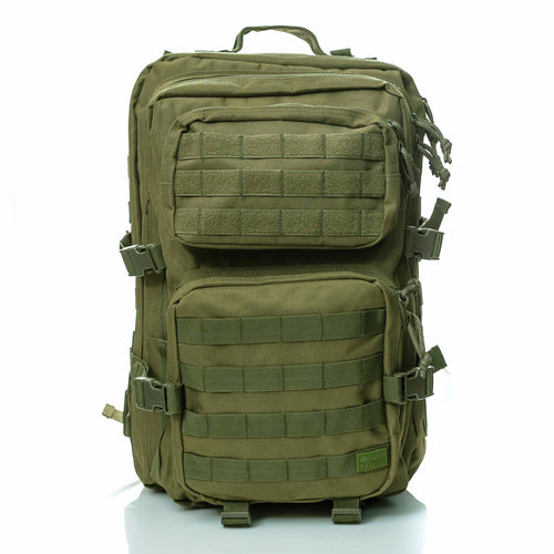 Spartan Tactial - Hippeas Backpack (Military Green)