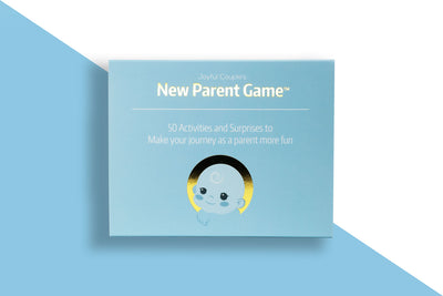 Joyful Couple's New Parent Game. Game for the New Parents.