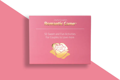 Joyful Couple's Romantic Game for Couples.