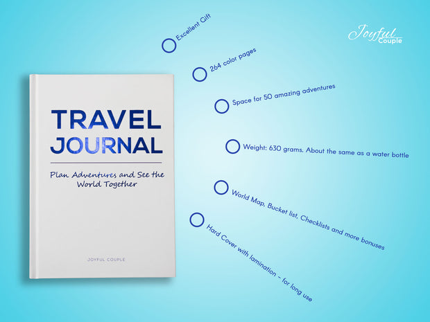 Travel Journal (Limited Product)
