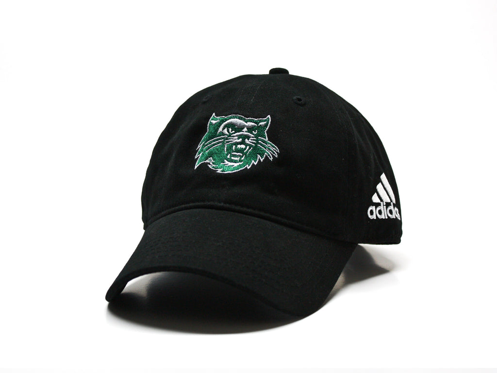 Northwest Bearcats Adidas Unstructured Embroidered Hat Black