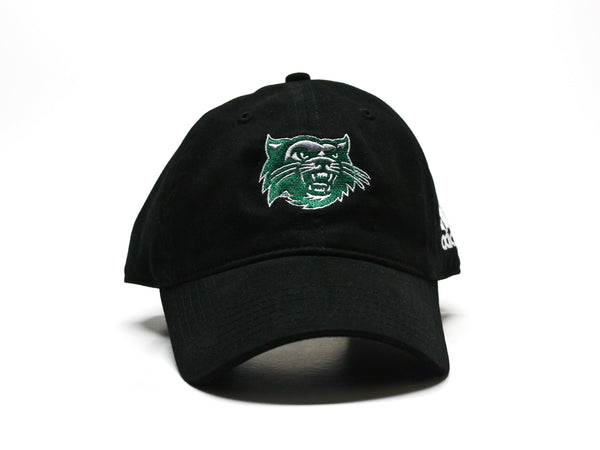 Northwest Bearcats Adidas Unstructured Embroidered Hat Front View