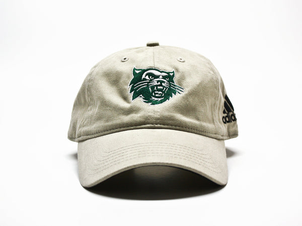 Northwest Bearcats Adidas Unstructured Embroidered Hat Tan