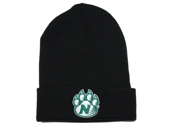 Black Northwest Bearcats Classic Knit Stocking Cap