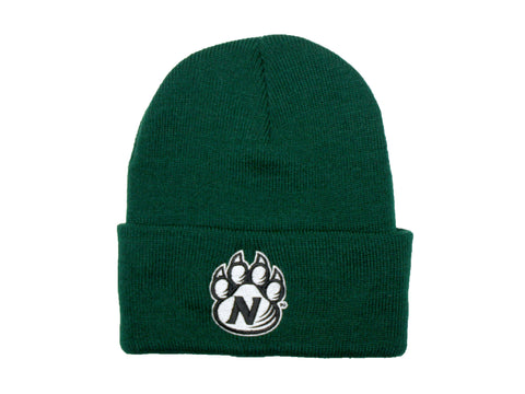 Green Northwest Bearcats Classic Knit Stocking Cap