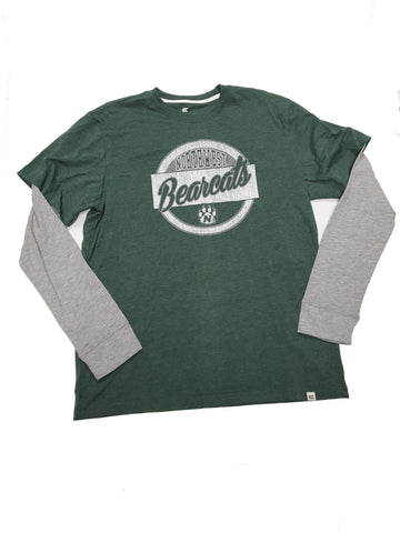 Mock Long Sleeve T-Shirt