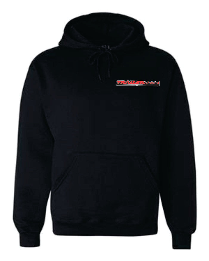 Trailerman Fruit of the Loom Heavyweight Hoodie