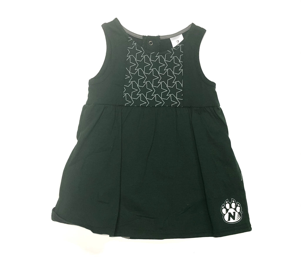 Northwest Bearcats Infant Dress