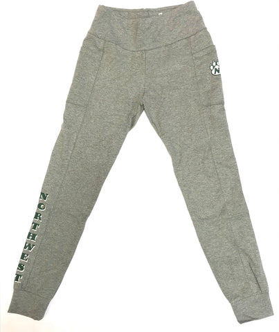 Northwest Bearcats Colosseum Women's Workout Pants