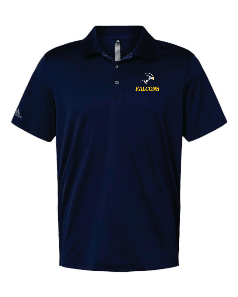 North Nodaway Mustangs Adidas Polo A76