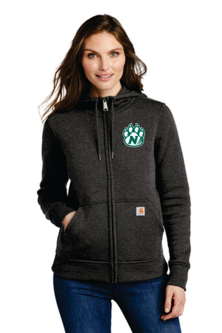 Northwest Womens Carhartt Full Zip