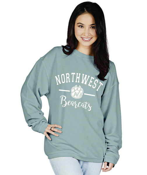 Bearcat Corded Sweatshirt