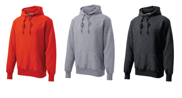 H&H Trailers Sport-Tek Super Heavyweight Pullover Hooded Sweatshirt w/ embroidery