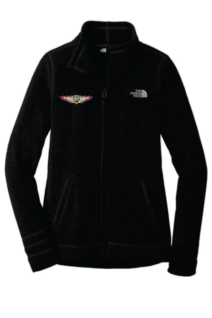 H&H Trailers The North Face Ladies Sweater Fleece Jacket
