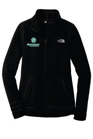Northwest Bearcats The North Face Ladies Sweater Fleece Jacket
