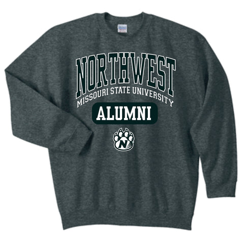 Northwest Bearcats Alumni Crewneck Sweatshirt