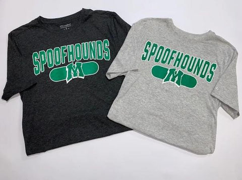 Spoofhound Champion short sleeve t