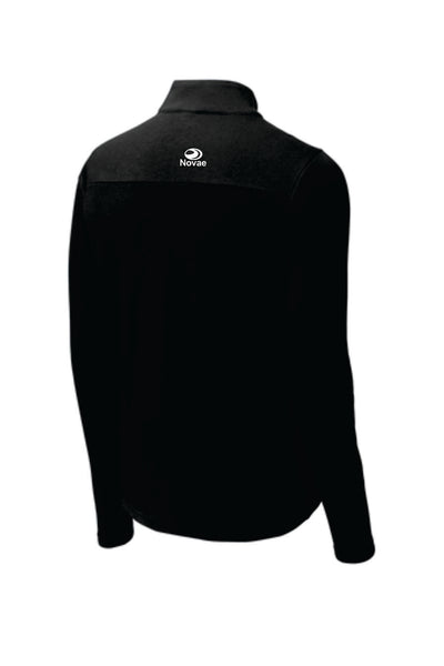 H&H Trailers Sport-Tek Lightweight French Terry 1/4 Zip Pullover