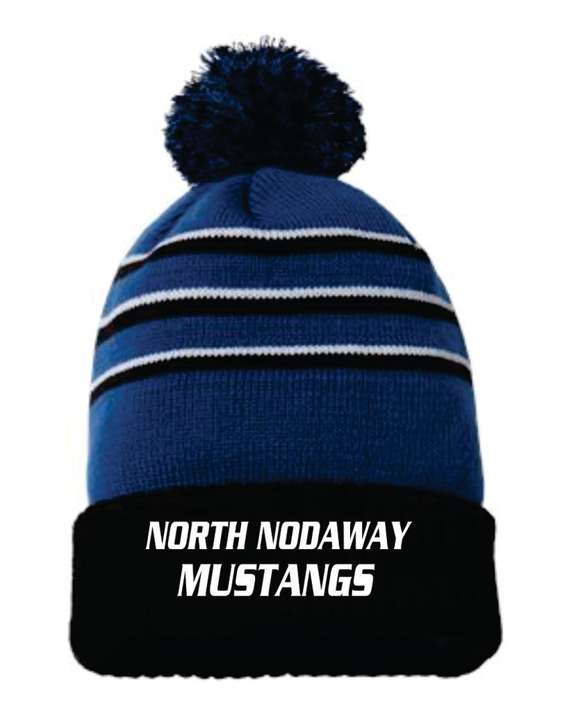 North Nodaway Mustangs Richardson Stocking Hat 134