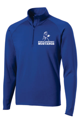 North Nodaway Mustangs 1/4 Zip st850