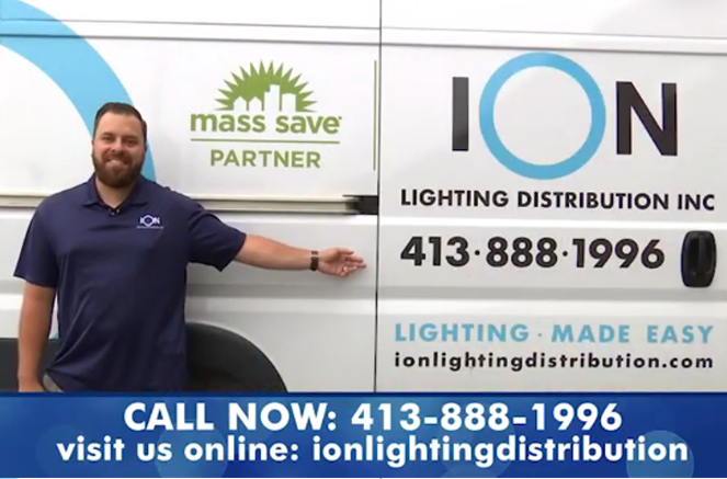Are you an electrical contractor? Are you fed up with inadequate service followed by grossly inflated prices? Call Ion Lighting Distribution today at 413-888-1996 and see how easy and affordable lighting up your next project can be.