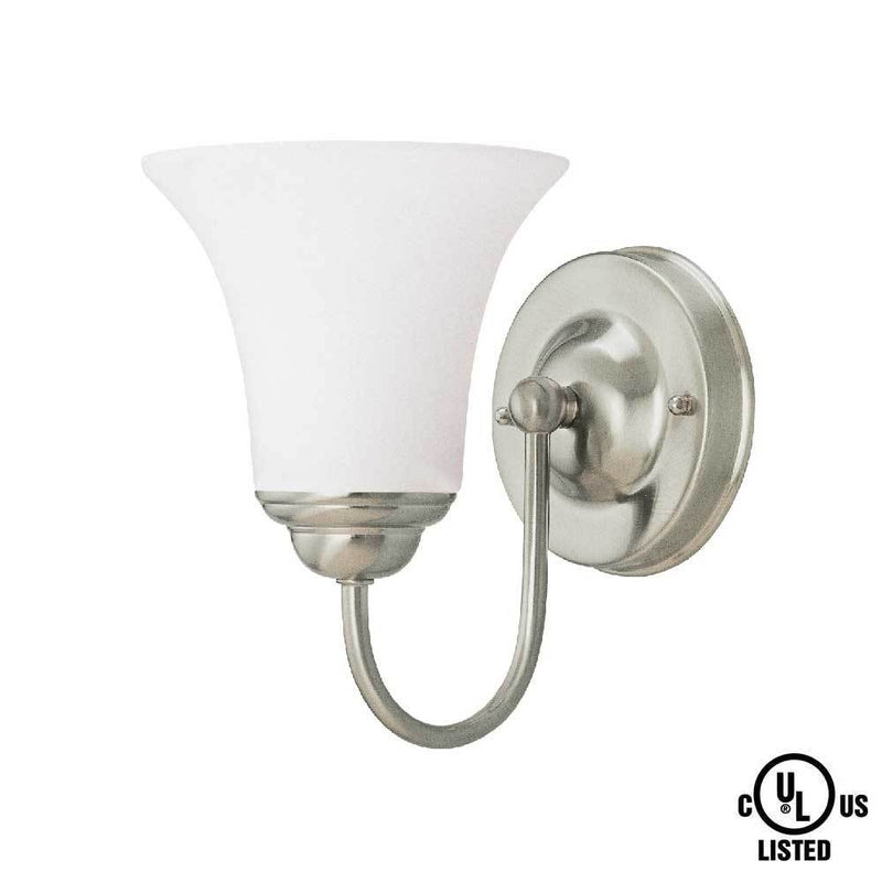 1 Light Vanity Fixture - ION LIGHTING DISTRIBUTION