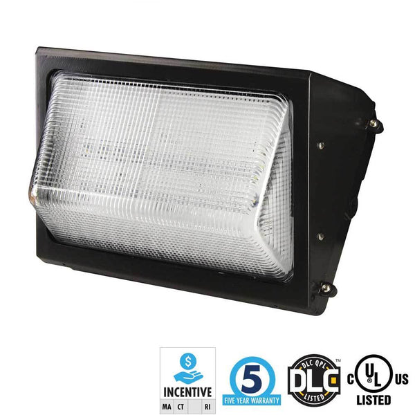120W LED Wall Pack TEMPERED LENS - ION LIGHTING DISTRIBUTION