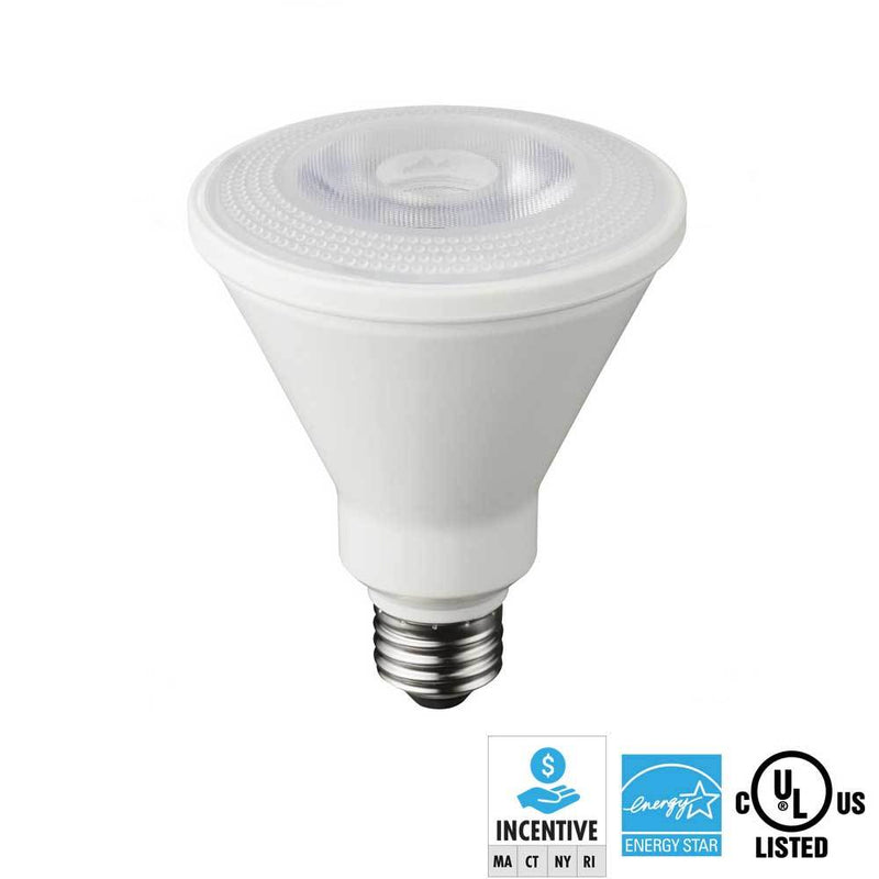 13.5W LED PAR 30 5000K - ION LIGHTING DISTRIBUTION