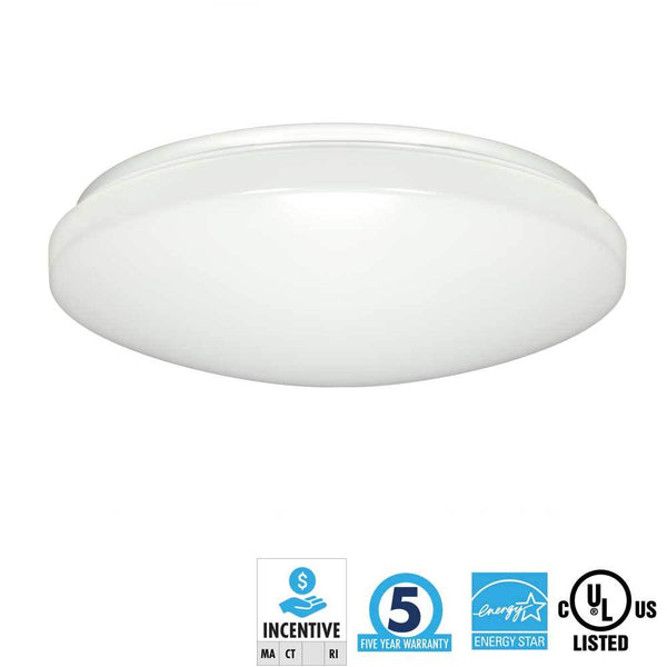 "14"" Flush Mount LED Light - ION LIGHTING DISTRIBUTION"