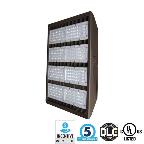 280W Premium Multi Purpose LED Floodlight 5000K - ION LIGHTING DISTRIBUTION