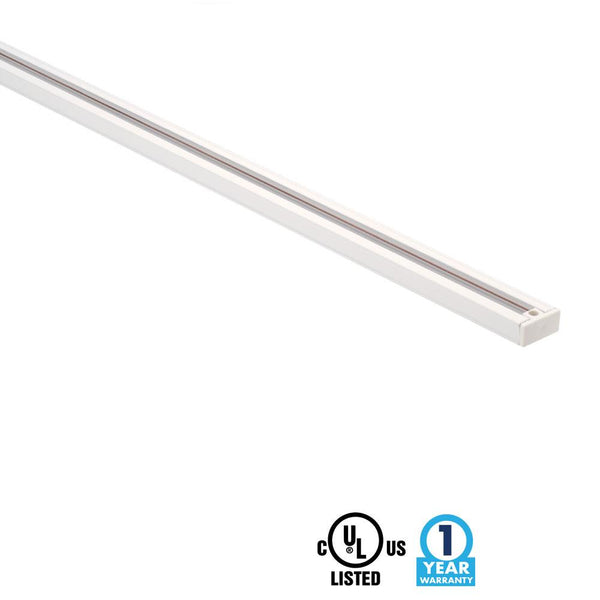 4' Track Lighting Rail - ION LIGHTING DISTRIBUTION