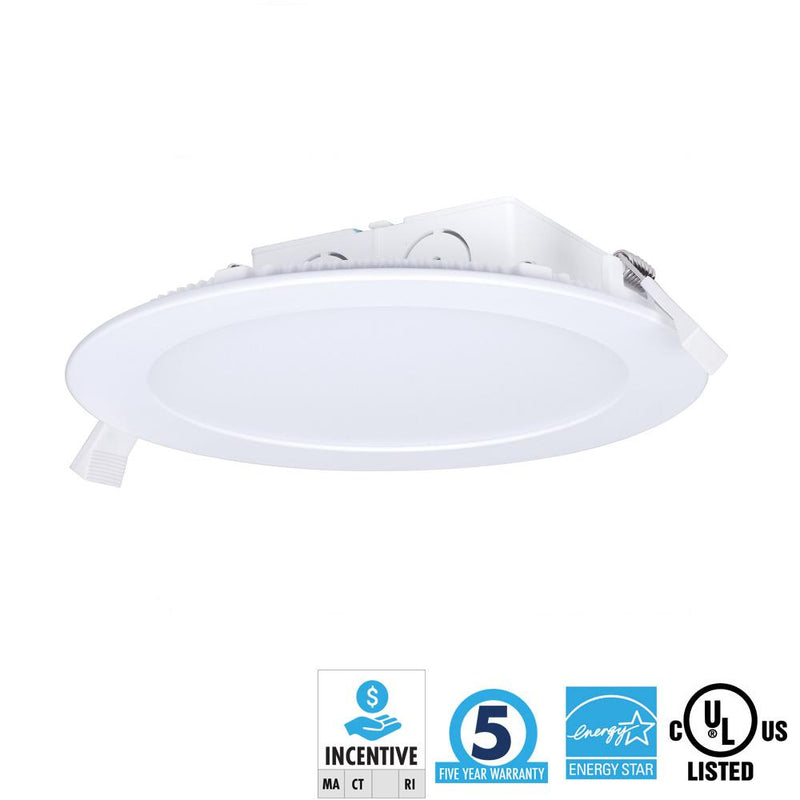 5-6 Inch Direct Wire Downlight: Edge Lit - ION LIGHTING DISTRIBUTION