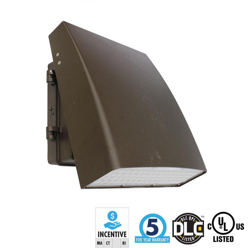 50W LED Full Cut Off Wall Pack 5000K - ION LIGHTING DISTRIBUTION